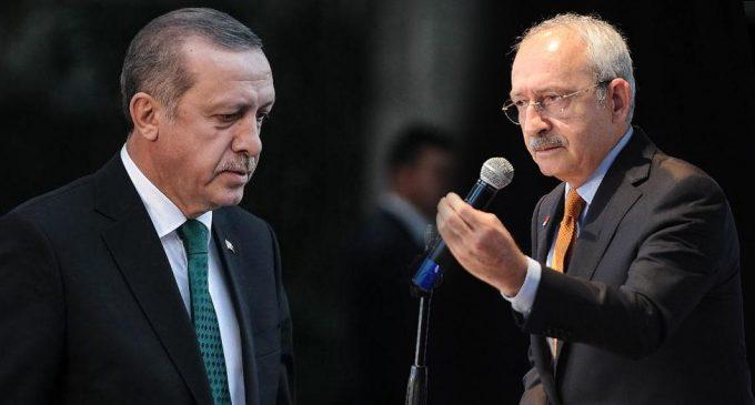 Kılıçdaroğlu'ndan Erdoğan'a faiz indirimi tepkisi: Ülkeyi enkaza döndürdün!
