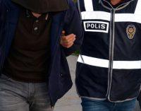 Saldırı hazırlığındaki IŞİD'li yakalandı: Kalaşnikof tüfek, beş yedek şarjör ve 150 mermi ele geçirildi