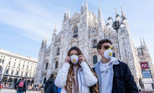İtalya'da son 24 saatte koronavirüs kaynaklı 812 yeni ölüm: Vaka sayısı 100 binin üzerinde