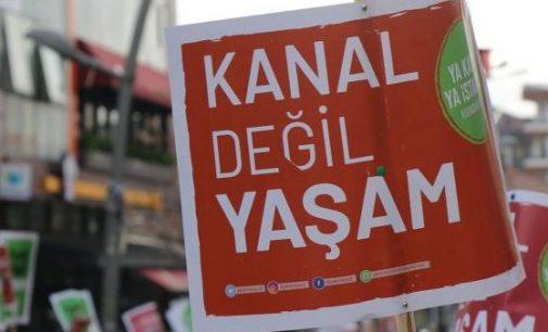 Kanal İstanbul projesinin ÇED olumlu kararına barolardan iptal davası