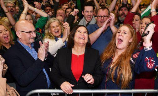 İrlanda seçimleri sonuçlandı: Sandıktan Sinn Fein birinci çıktı