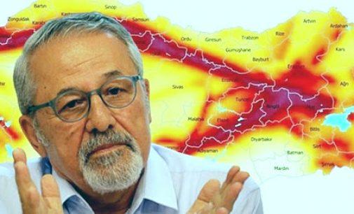 Prof. Naci Görür'den Elazığ depremi sonrası ilk açıklama