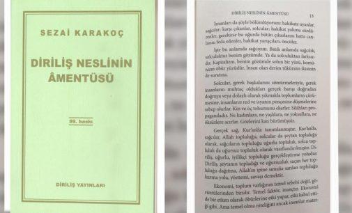Öğrencilere ayrımcı ve gerici ifadeler barındıran kitap dağıtıldı: Sağcılar Allah, solcular şeytan topluluğu!