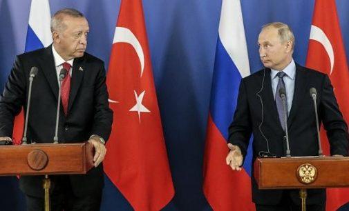 Erdoğan'dan Putin'e: Rejimin her unsuru Türkiye için meşru hedef