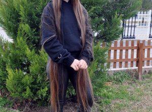 Saçlarına makas değmedi: Rapunzel Nazar