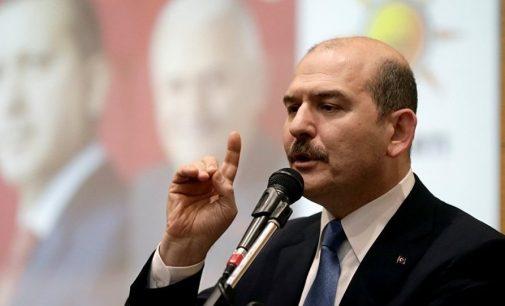 Soylu: 'Elazığ afet bölgesi ilan edilsin' demek siyasi bir yaklaşım