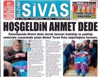 Sivas katliamı hükümlüsünün tahliyesine sevinen gazetenin sahibi AKP'li çıktı