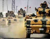 Suriye'de bir ilk: Rus ve Türk askerleri ortak tatbikat gerçekleştirdi