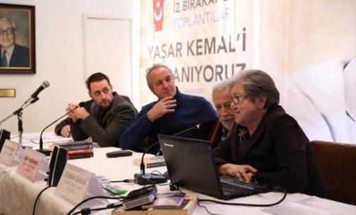 Yaşar Kemal, TGC toplantısıyla anıldı: Ya demokrasi ya da hiç