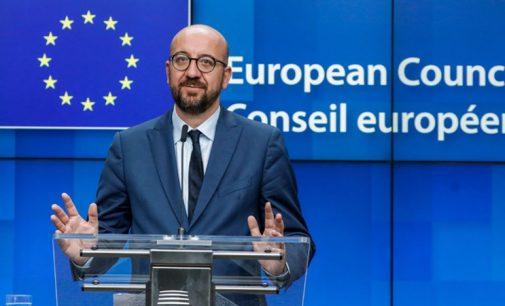 Avrupa Konseyi Başkanı Michel: Türkiye olumlu gündemler yerine provokasyonu seçiyor