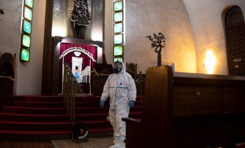 İsrail, yeni virüs önlemlerini açıkladı: Sinagoglar kapatılıyor