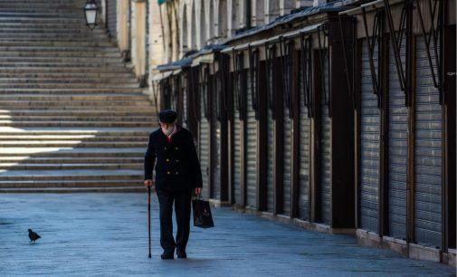 İtalya'nın virüs kâbusu: Ölü sayısı 8 bini geçti