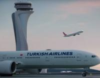Koronavirüslü yolcusuyla Singapur'a giden uçak ekibinin sonuçları çıktı