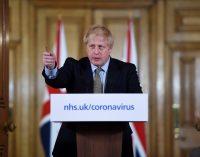 Koronavirüsü atlatan Boris Johnson 22 gün sonra görevine döndü