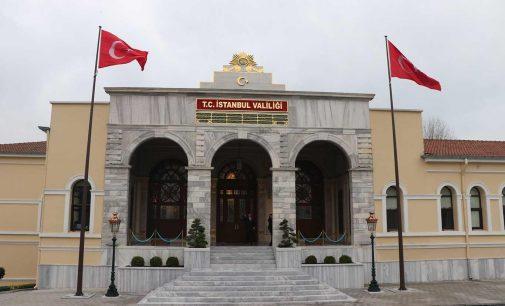 İstanbul Valiliği'nden 'İdlib' kararı: 'Savaşa hayır' demek yasak