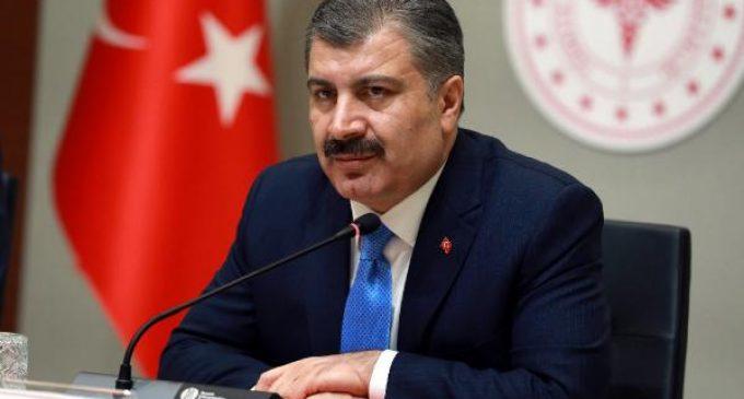 Türkiye'de koronavirüs: Can kaybı 59'a, vaka sayısı 2 bin 433'e yükseldi