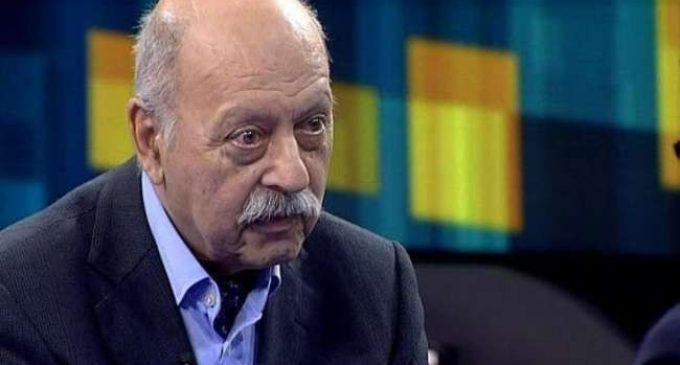 Gazeteci Ali Sirmen, koronavirüs şüphesiyle tedavi altına alındı