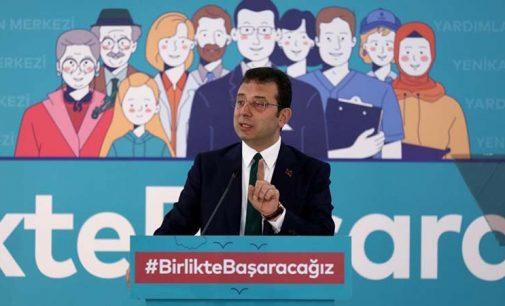 İmamoğlu, 'sokağa çıkma yasağı ilan edilsin' çağrısını yineledi: Tehlikenin yüzde 60'ı İstanbul'da