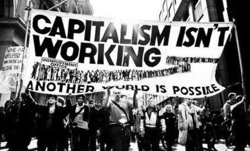 Kapitalizm: Bozum tarihi Ekim 2008, söküm tarihi Mart 2020