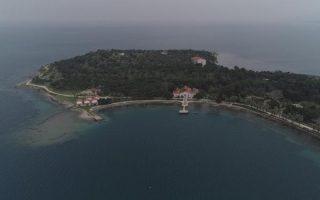 Karantina sistemine örnek: Urla Karantina Adası