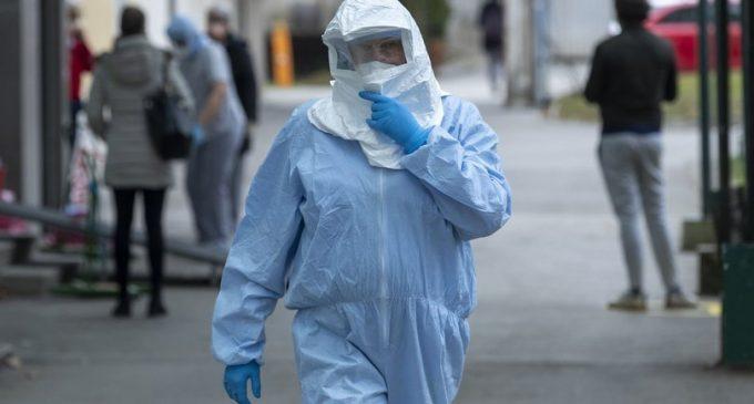 Yunanistan'da koronavirüsün Mu varyantı tespit edildi