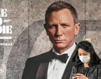 Koronavirüs, James Bond'u da etkiledi