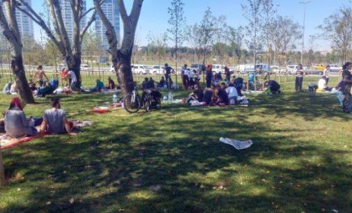İkinci bir emre kadar piknik ve mangal da yasaklandı