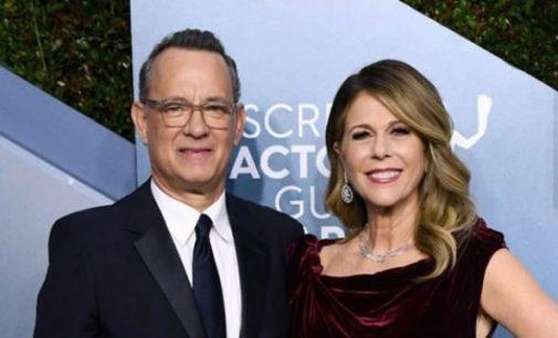 Koronavirüse yakalanan Tom Hanks ve eşi taburcu oldu