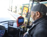 Ankara'da 65 yaş üstü ücretsiz ulaşım uygulaması durduruldu