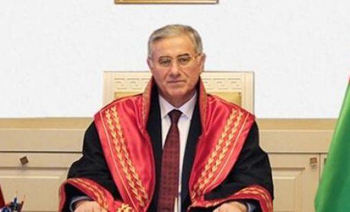 Yargıtay Başkanlığı'na Mehmet Akarca seçildi