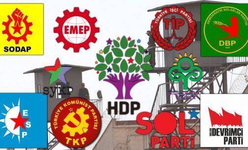 11 siyasi partiden ortak infaz yasası açıklaması: Eşitlik istiyoruz