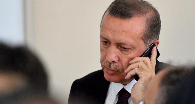 Cumhurbaşkanı Erdoğan, Gürcistan Başbakanı Garibaşvili ile görüştü