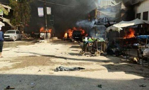 Milli Savunma Bakanlığı Afrin'de son durumu paylaştı: 40 ölü, 47 yaralı