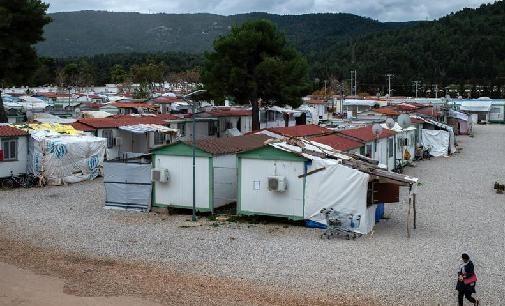 28 sığınmacıda koronavirüs tespit edildi: İki sığınmacı kampı karantinaya alındı