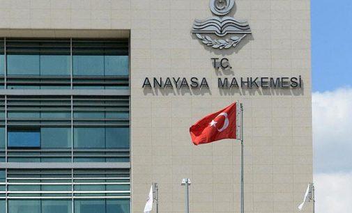 AYM güvenlik soruşturmasında kişisel verilere ulaşılmasını anayasaya aykırı buldu
