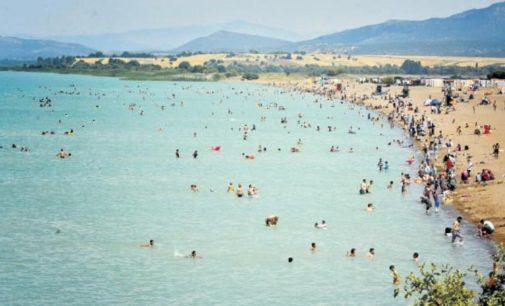 Türkiye'nin en büyük tatlı su gölü Beyşehir'e plaj ve marina yapılacak