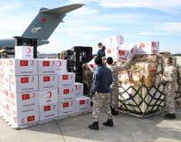 Türkiye'den Balkan ülkelerine tıbbi yardım
