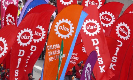 "DİSK'ten AKP'ye ""asgari ücret"" ziyareti"