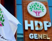 AYM, HDP iddianamesini iade etti