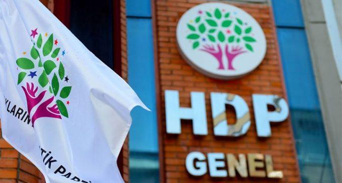 HDP'ye baskı sürüyor: Beş milletvekili hakkında soruşturma başlatıldı