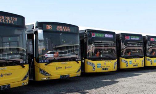 Sokağa çıkma yasağına rağmen toplu taşıma kullanımında yüzde 20 artış