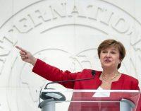 IMF Başkanı Georgieva: 170 ülkede ekonomik daralma bekliyoruz
