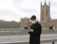 İngiltere'de koronavirüs kaynaklı can kaybı 10 bini aştı