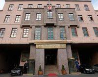 Türkiye-Yunanistan askeri toplantısı sona erdi: MSB'den açıklama