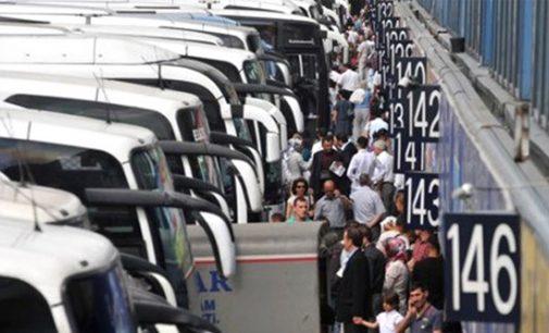 """Otobüslerde """"yan koltuk boş"""" kampanyası: Yüzde 50 indirimli"""
