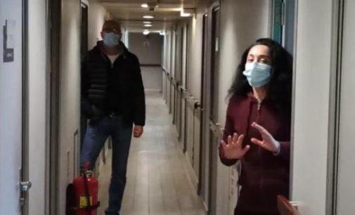 Pire Limanı'nda gemide karantinaya alınmışlardı: Her şey yolunda, sağlık sorunumuz yok