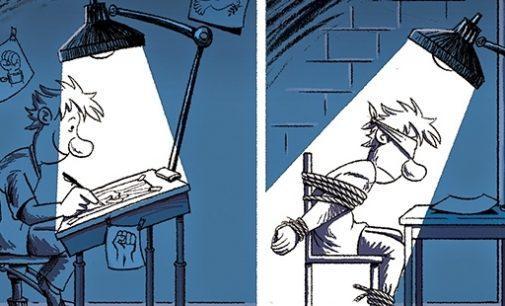 Gazetecilerden AKP'nin infaz düzenlemesine tepki: Tasarıya göre kalem, silahtan daha tehlikeli