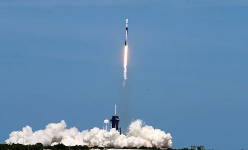 SpaceX'in prototipi test sırasında infilak etti