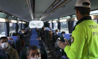 Valilik duyurdu: 18 yaşından küçüklere otobüs ve uçak bilet satışı yasaklandı