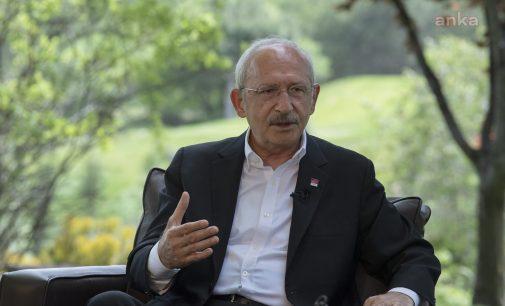 Kılıçdaroğlu'ndan Yavaş'a tebrik telefonu